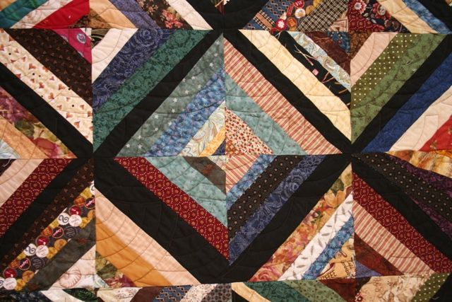 Bright Nights Quilt