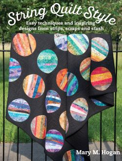 String Quilt Style: Book Photos