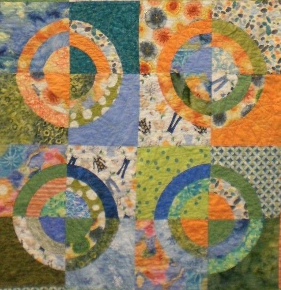 The Circle Quilt